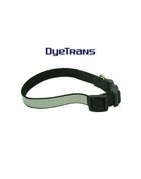 Black Pet Collar - 12 to 16