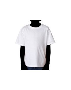 YOUTH T-SHIRT - FRUIT OF THE LOOM-Front Print