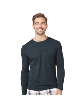 Mens Long-Sleeve Crew