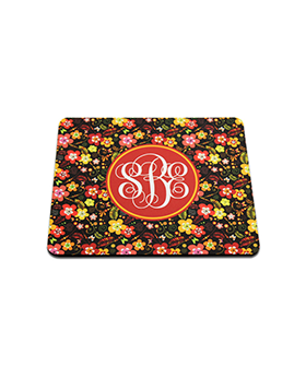 Monogram Mousepad