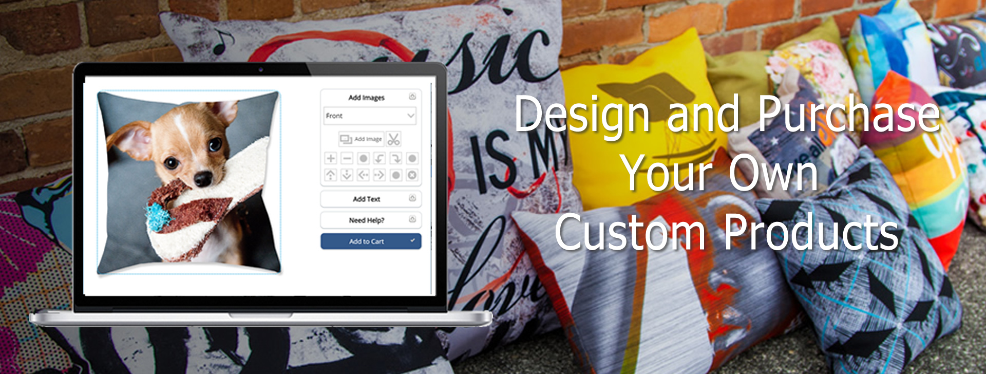 Design and Purchase Customized Products
